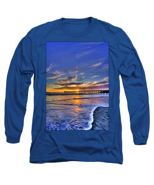 Cayucos Sunset Long Sleeve T-Shirt