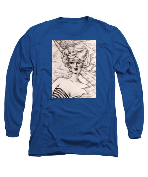 Charice Doll Long Sleeve T-Shirt