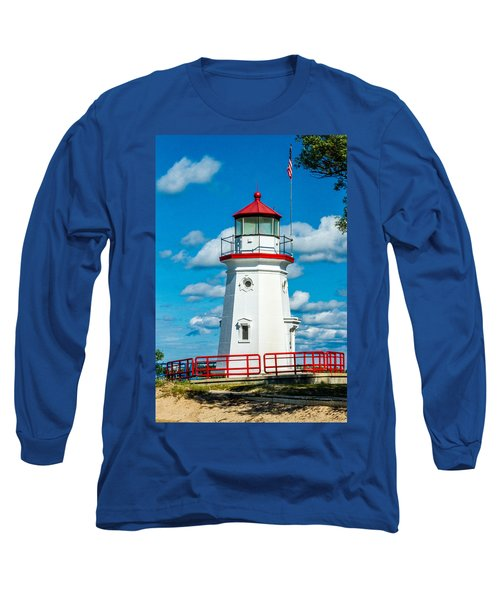 Cheboygan Crib Long Sleeve T-Shirt