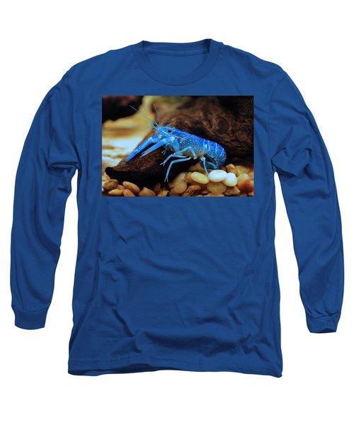 Cherax Quadricarinatus Long Sleeve T-Shirt