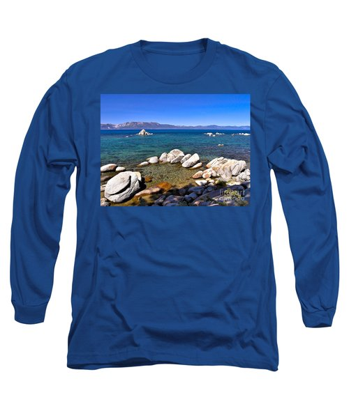 Clarity - Lake Tahoe Long Sleeve T-Shirt