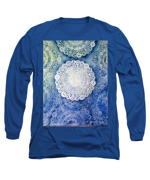 Clipart 011 Long Sleeve T-Shirt by Luke Galutia