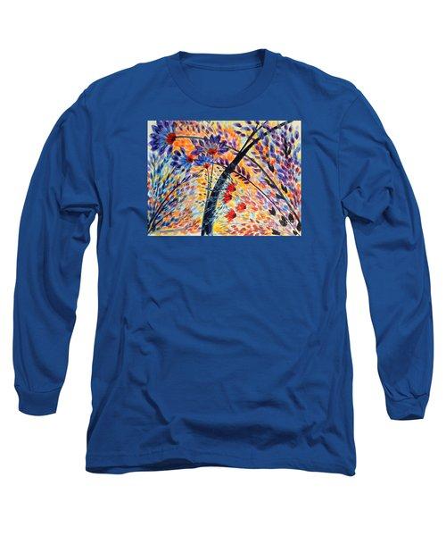 Color Flurry 3 Long Sleeve T-Shirt