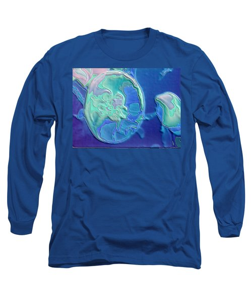 Colors Of The Sea 2 Long Sleeve T-Shirt