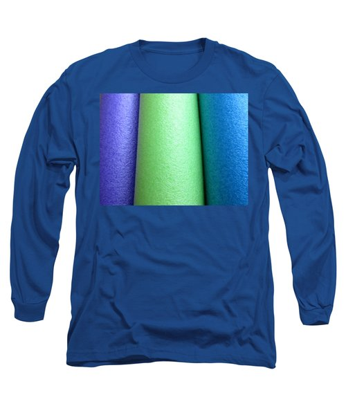 Colorscape Tubes A Long Sleeve T-Shirt