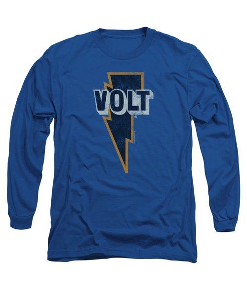 Concord Music - Volt Logo Long Sleeve T-Shirt