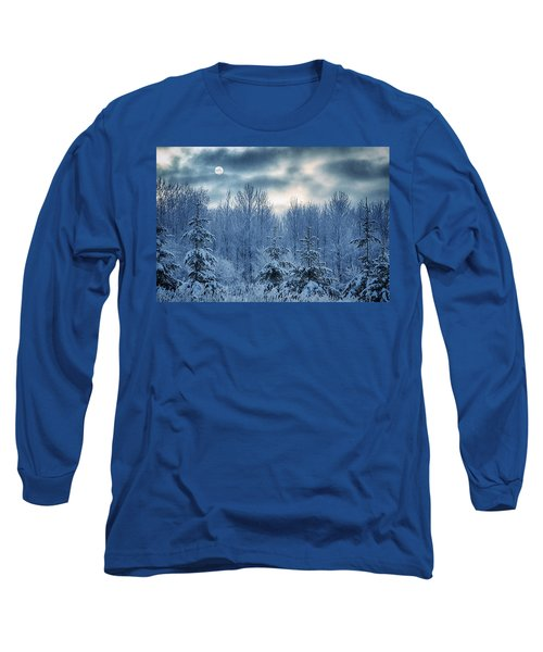 Cool Sunrise Long Sleeve T-Shirt