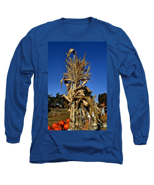 Corn Stalk Long Sleeve T-Shirt