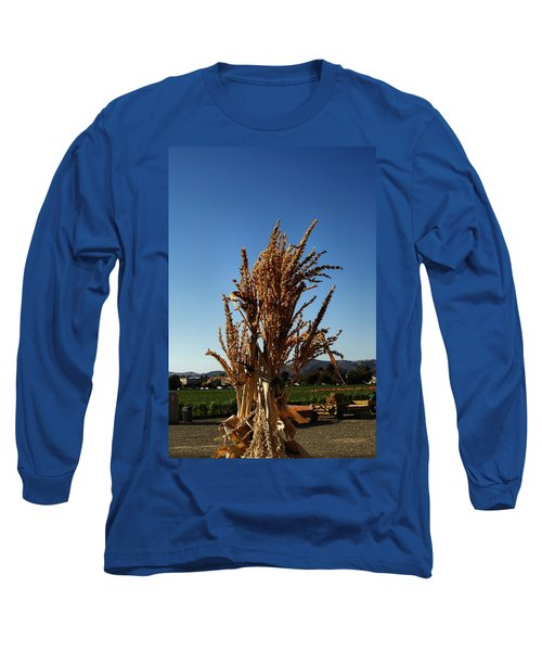 Corn Top Long Sleeve T-Shirt