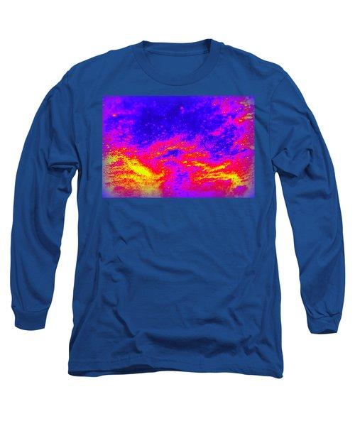 Cosmic Series 005 Long Sleeve T-Shirt