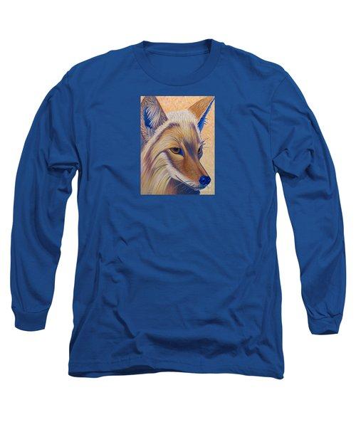 Coyote Summer Long Sleeve T-Shirt