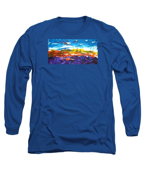 Creation I Long Sleeve T-Shirt