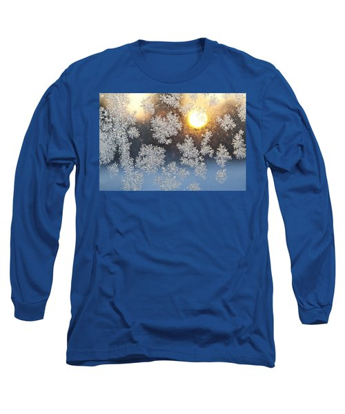 Crystal Sunrise Long Sleeve T-Shirt