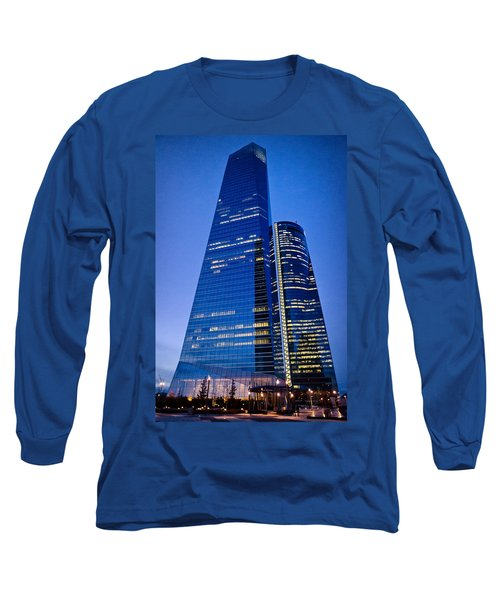 Cuatro Torres Business Area Long Sleeve T-Shirt
