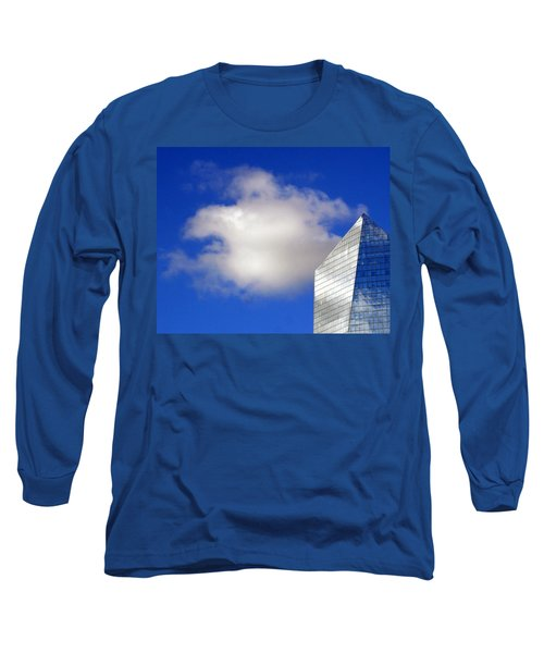 Cumulus And Cira Long Sleeve T-Shirt by Lisa Phillips