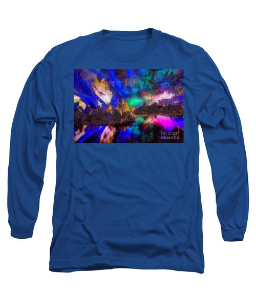Dancing In The Moon Light Long Sleeve T-Shirt