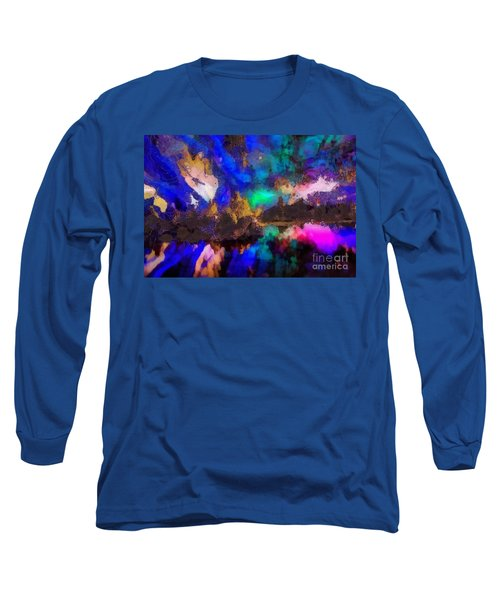 Dancing In The Moon Light Long Sleeve T-Shirt