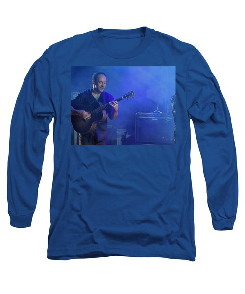 Dave's Little Smile Long Sleeve T-Shirt