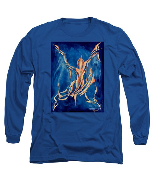 David's Angel Long Sleeve T-Shirt