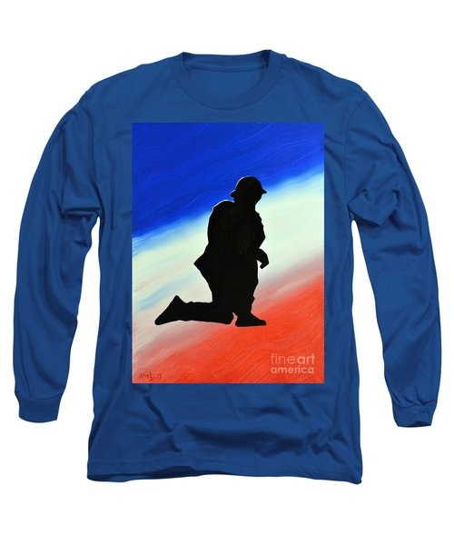 Desert Duty II Long Sleeve T-Shirt
