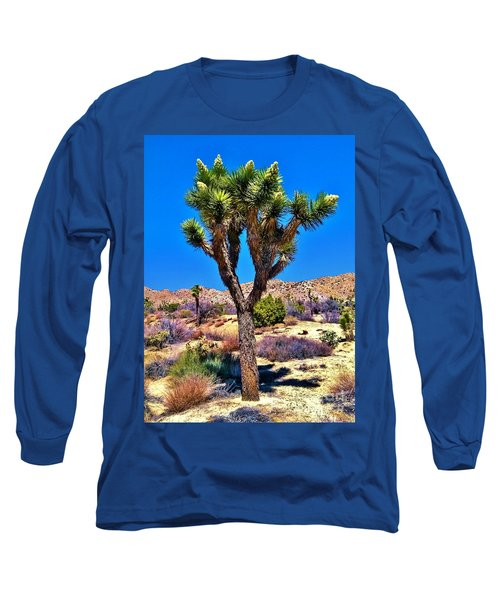 Desert Spring Long Sleeve T-Shirt