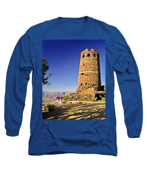 Desert View Tower Long Sleeve T-Shirt