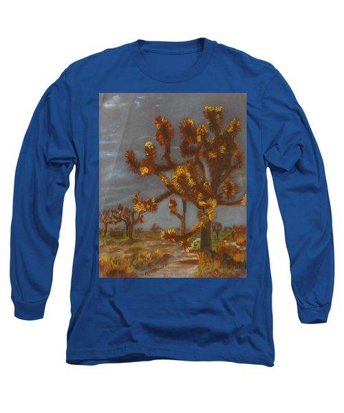 Dessert Trees Long Sleeve T-Shirt
