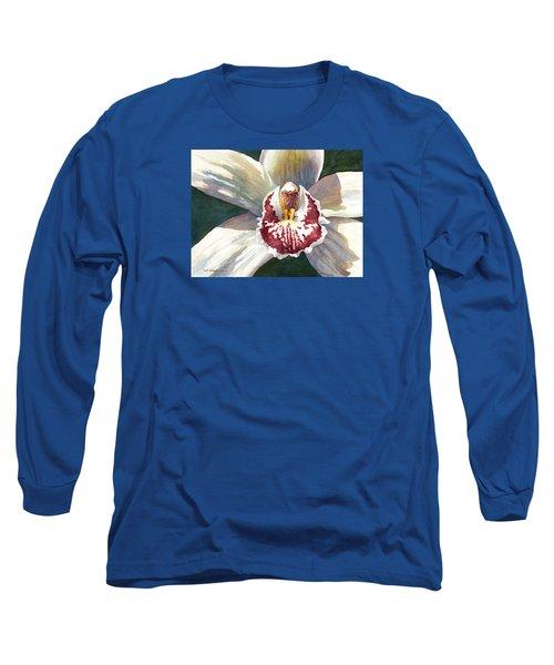 Devas Delight Long Sleeve T-Shirt by Lynda Hoffman-Snodgrass