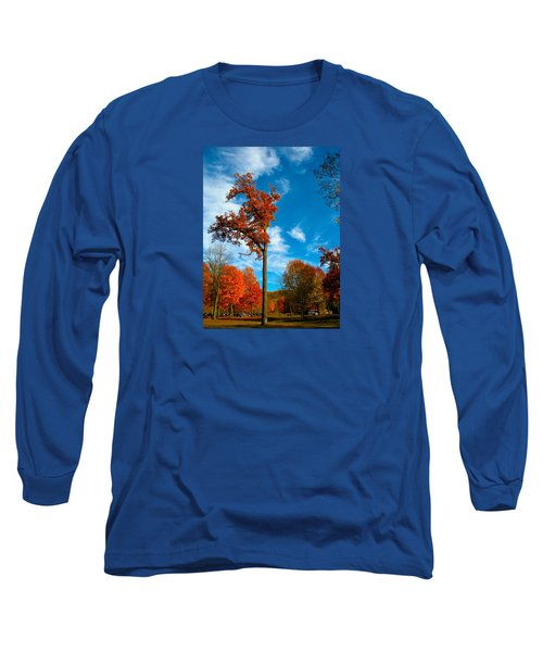 Loneliness Long Sleeve T-Shirt by Zafer Gurel