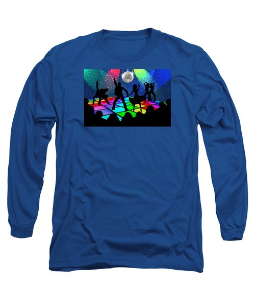 Disco Fever Long Sleeve T-Shirt