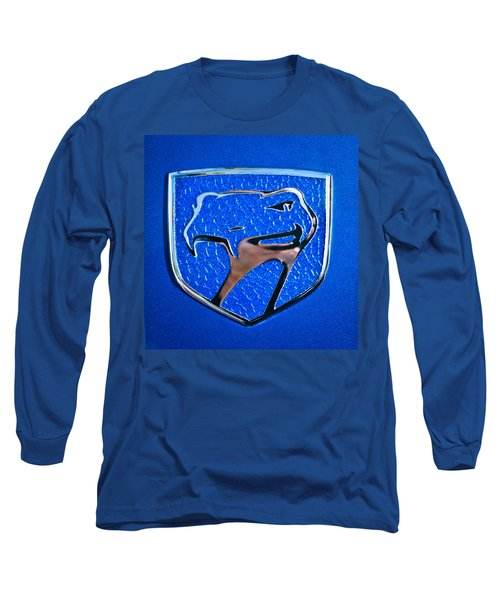 Dodge Viper Emblem -217c Long Sleeve T-Shirt