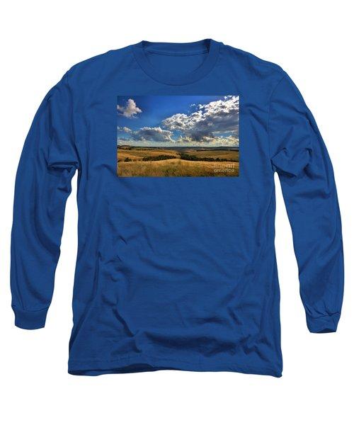 Donny Brook Hills Long Sleeve T-Shirt by Joy Watson