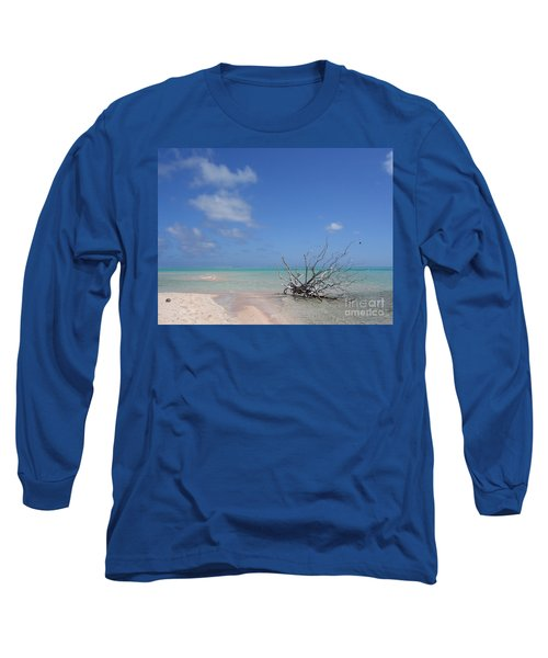 Dream Atoll  Long Sleeve T-Shirt