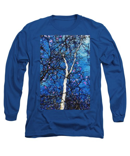 Long Sleeve T-Shirt featuring the digital art Dreaming Of Spring by David Lane