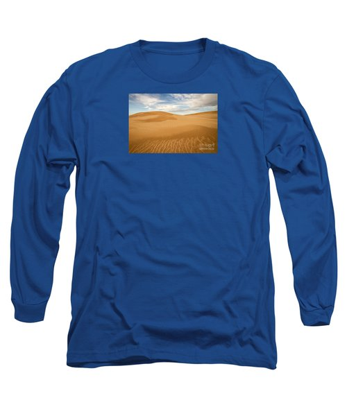 Dunescape Long Sleeve T-Shirt by Alice Cahill