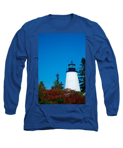Dyce Head Lighthouse Long Sleeve T-Shirt
