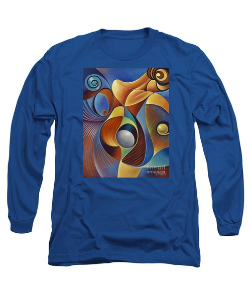 Dynamic Series #22 Long Sleeve T-Shirt
