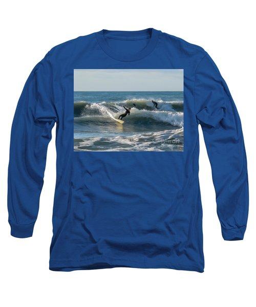 Dynamical Enjoyment Long Sleeve T-Shirt