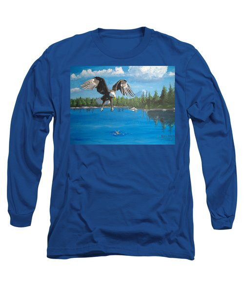 Eagle Attack Long Sleeve T-Shirt