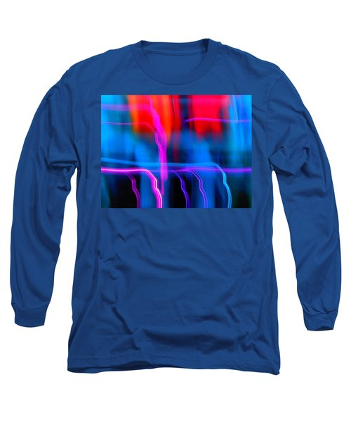 Electric Dance Long Sleeve T-Shirt