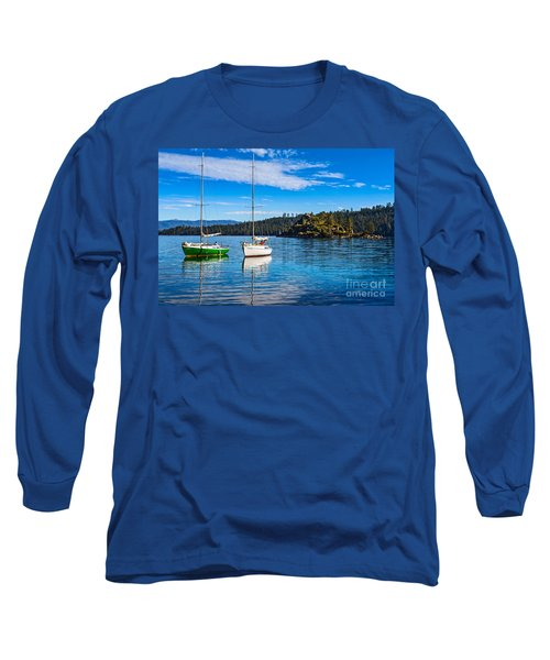 Emerald Bay Boats Long Sleeve T-Shirt