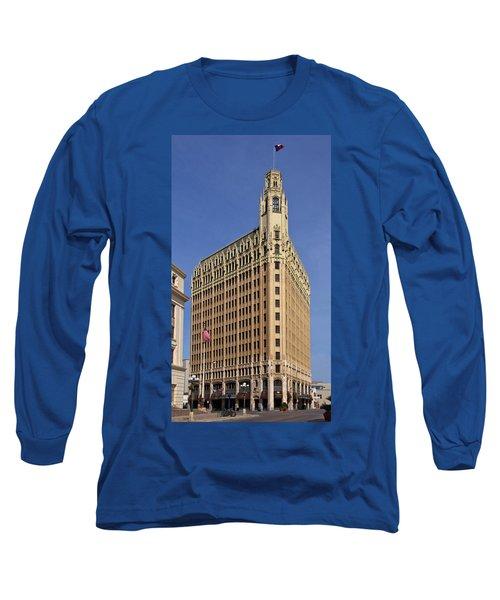 Emily Morgan Hotel Long Sleeve T-Shirt