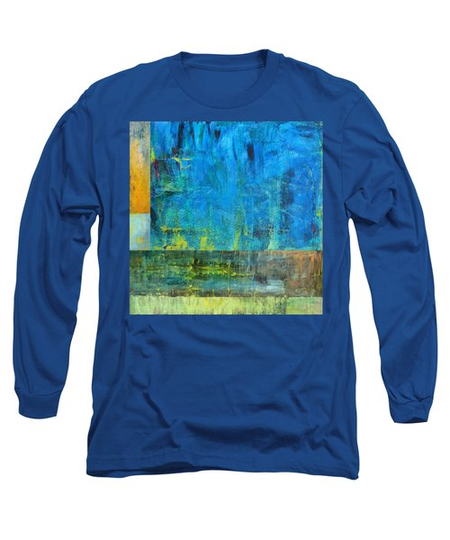 Essence Of Blue Long Sleeve T-Shirt