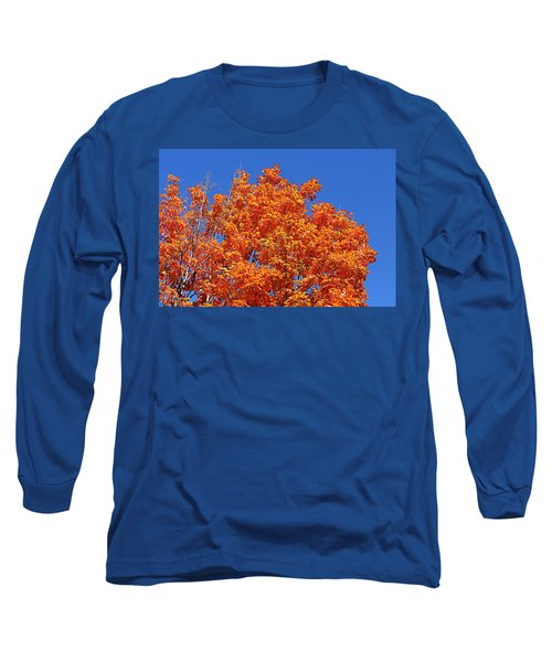 Fall Foliage Colors 19 Long Sleeve T-Shirt