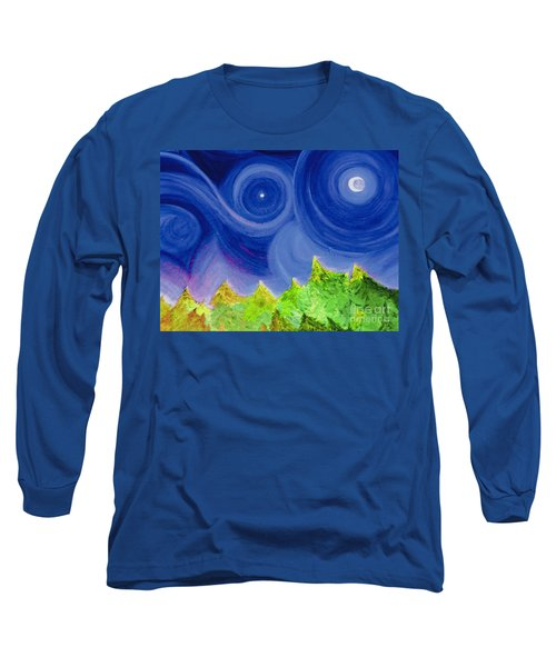 First Star By  Jrr Long Sleeve T-Shirt