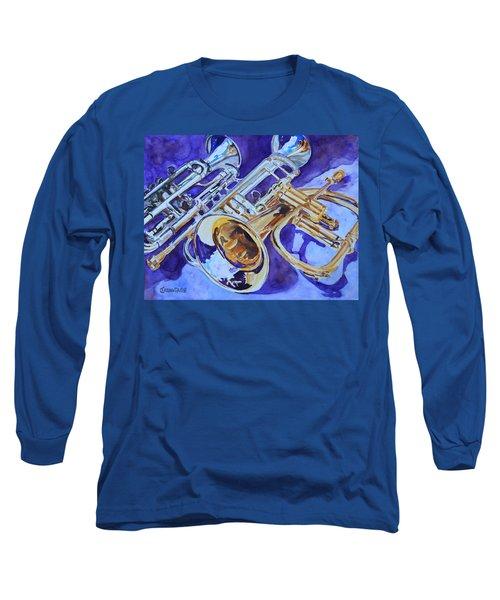Flugel And Friends Long Sleeve T-Shirt