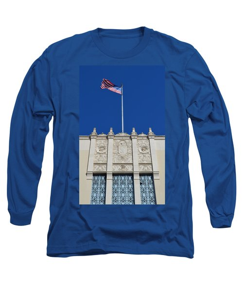 Flying High  Long Sleeve T-Shirt by Shawn Marlow