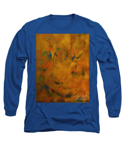 Fossils Birds And Butterflys Long Sleeve T-Shirt