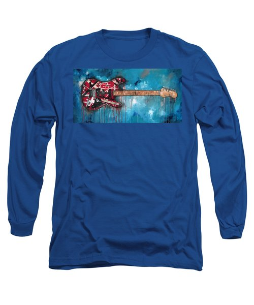 Frankenstrat Long Sleeve T-Shirt