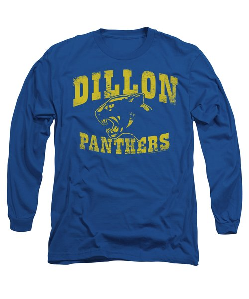 Friday Night Lts - Panthers Long Sleeve T-Shirt